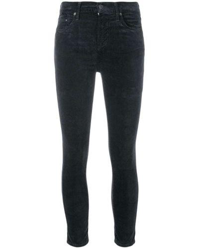Укороченные джинсы скинни на пуговицах Citizens Of Humanity