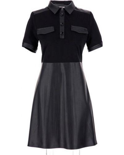 Платье - черное Iblues