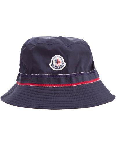 Шляпа фетровая с логотипом Moncler