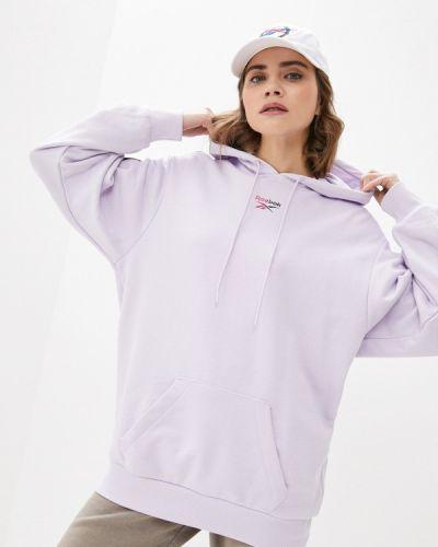 Фиолетовая толстовка Reebok Classic