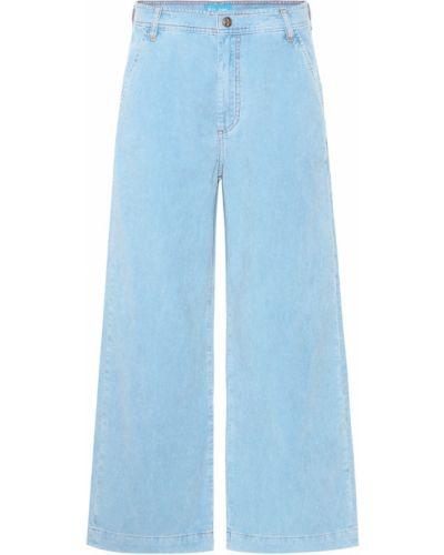 Брюки вельветовые брюки-хулиганы Mih-jeans