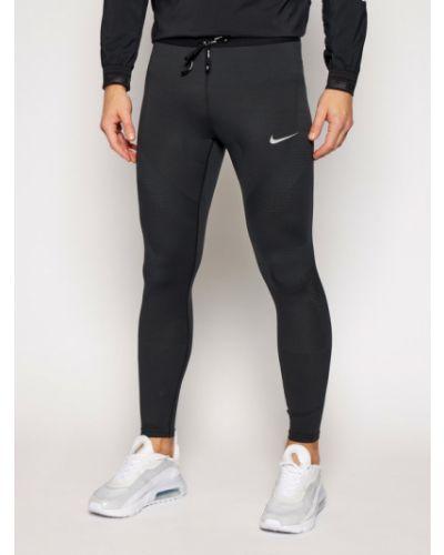 Czarne legginsy Nike