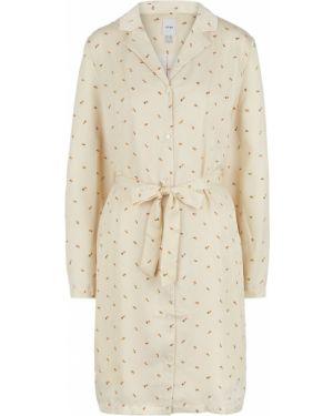 Платье с цветочным принтом платье-рубашка Ichi