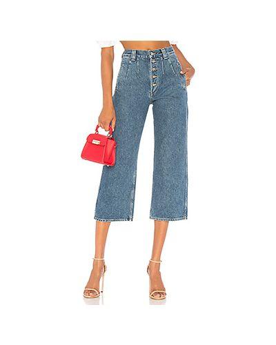 Укороченные джинсы на пуговицах Citizens Of Humanity