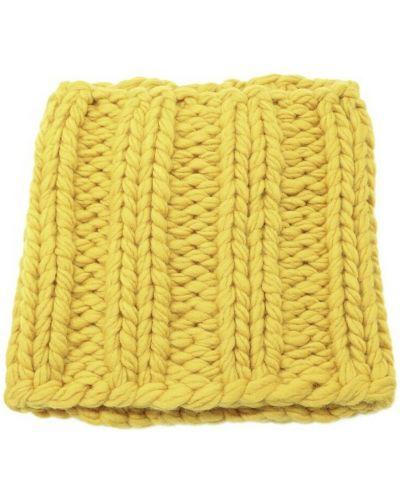 Żółty szalik Jw Anderson