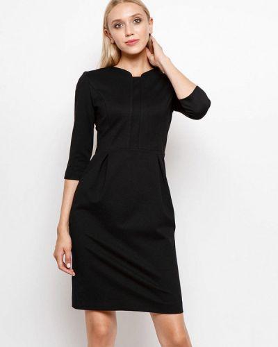 Платье черное Bizzarro