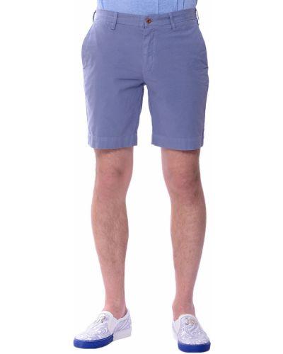 Шорты хлопковые серый Polo Ralph Lauren