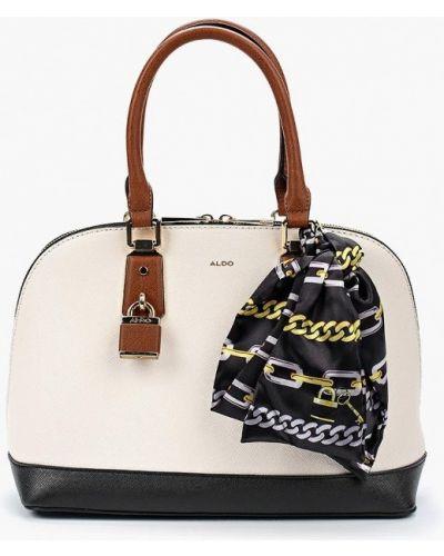 Бежевая сумка Aldo