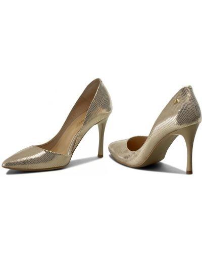 Туфли - золотые Maccioni