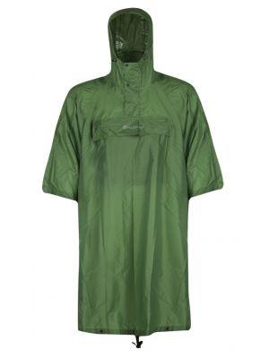 Płaszcz przeciwdeszczowy - zielony Husky