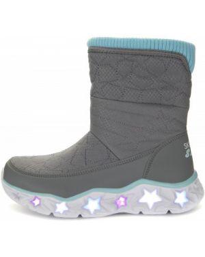 Ботинки на молнии спортивные Skechers
