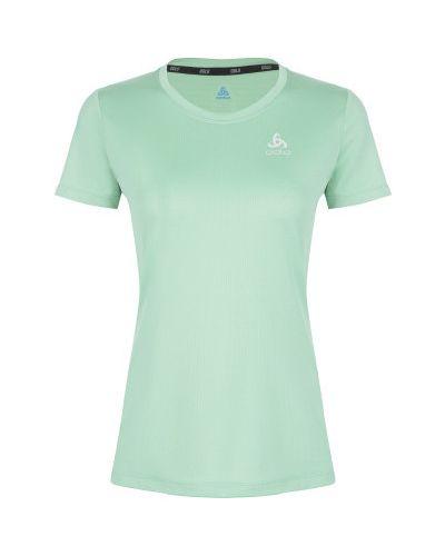 Прямая спортивная футболка для бега Odlo