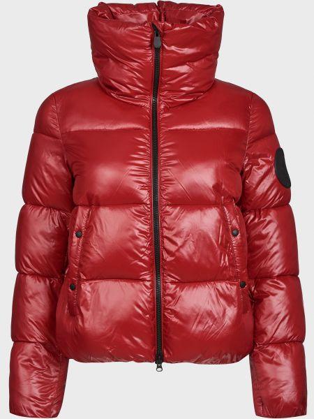 Куртка на молнии - красная Save The Duck