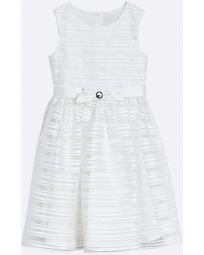 Платье однотонное хлопковое Sly