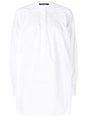 Блузка с вышивкой - белая Sofie D'hoore