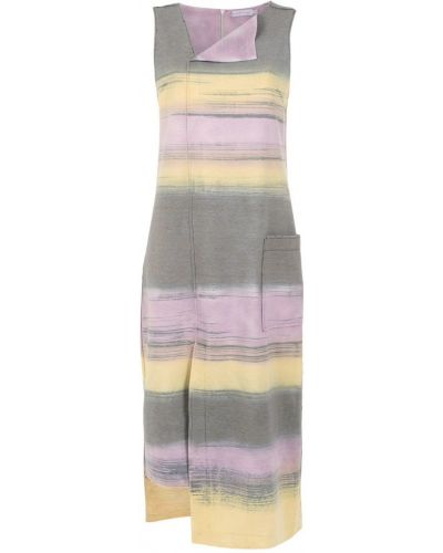 Платье миди в полоску Mara Mac