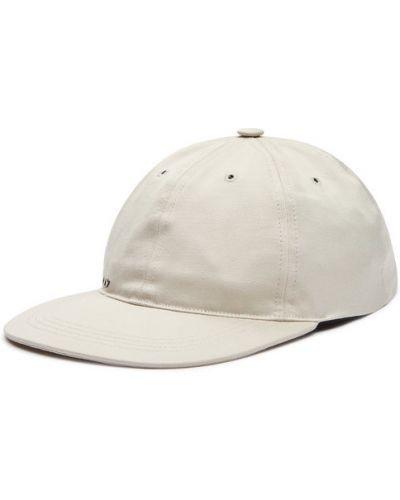 Beżowa czapka Edwin