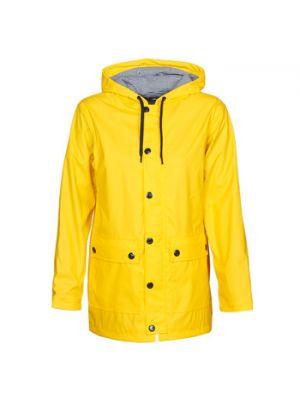 Żółta kurtka Petit Bateau