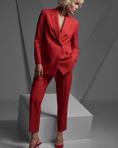 Красный пиджак Vassa&co