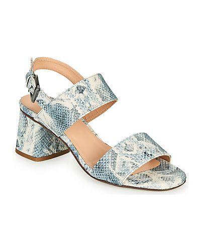 Niebieskie sandały Fericelli