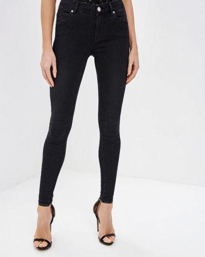 Зауженные джинсы - черные Oasis