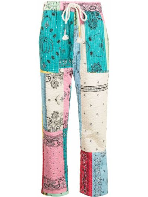 Укороченные брюки Mira Mikati