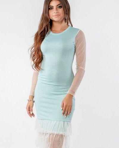 Вечернее платье осеннее Margo