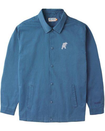 Niebieska kurtka Karhu