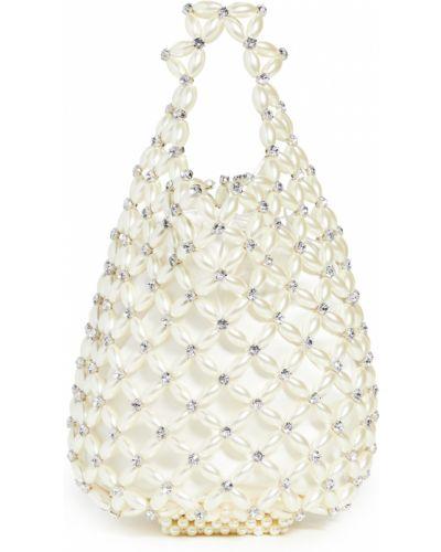 Torebka mini perły Simone Rocha
