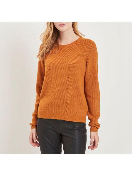 Пуловер из вискозы тонкий Vila