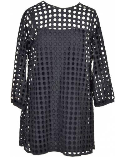 Czarna sukienka N°21