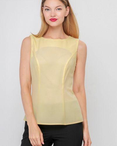 Блузка желтый Лимонти