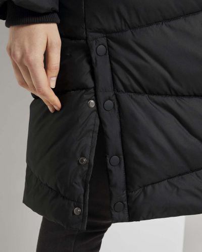 Пальто - черное Tom Tailor