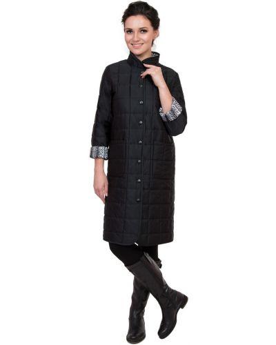 Пальто с воротником-стойкой на кнопках J-splash