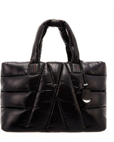 Маленькая сумка с вышивкой большая Moncler