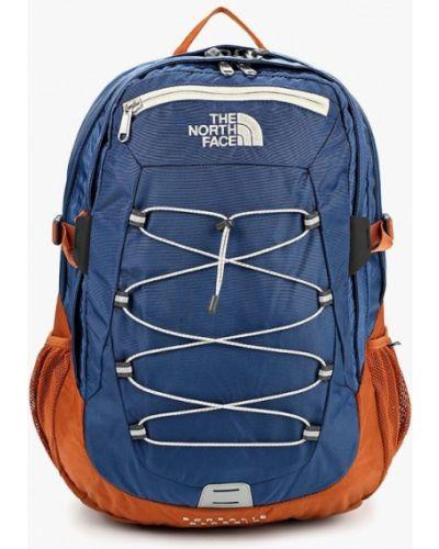 Синий рюкзак городской The North Face