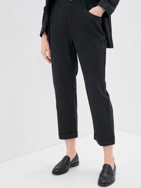 Черные брюки Mbym