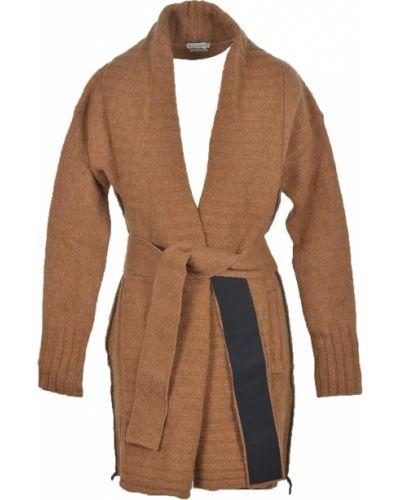 Brązowy płaszcz Ballantyne