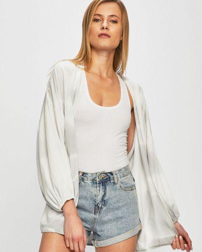 Пиджак прямой в полоску Answear