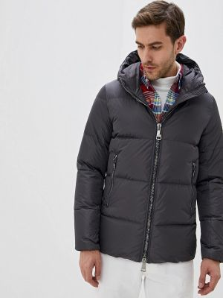 Серая зимняя куртка Tatras