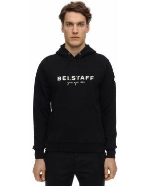 Bluza z kapturem z kapturem z kieszeniami Belstaff