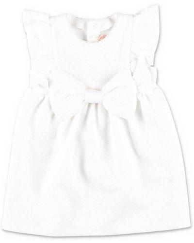 Biała sukienka Billieblush