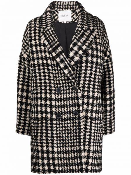 Длинное пальто - черное Ba&sh