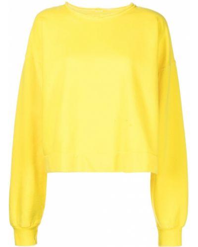 Толстовка длинная - желтая Rachel Comey