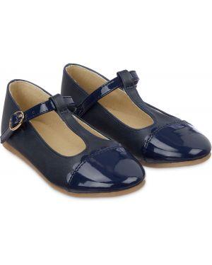 Туфли синие Mothercare