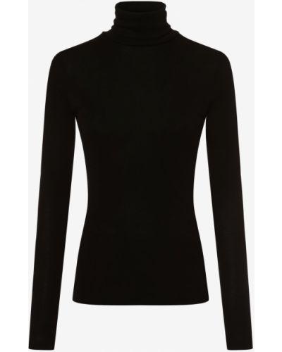 Czarna t-shirt z długimi rękawami Mbym