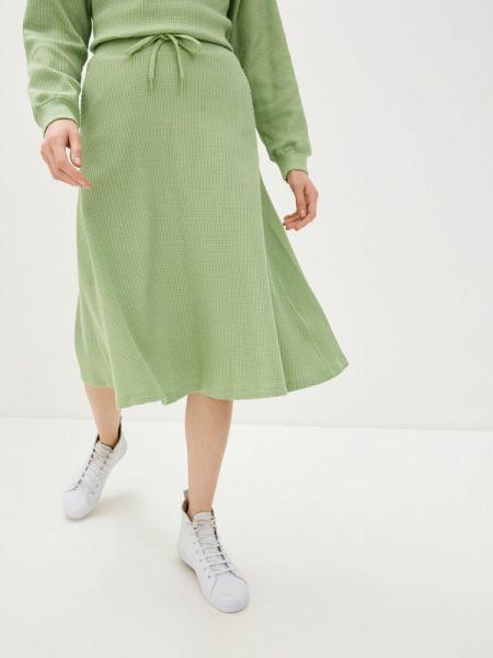 Платье зеленый весеннее Sela