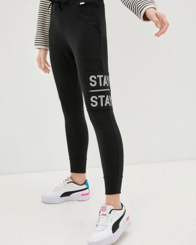 Черные спортивные брюки Nativos