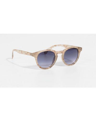 Солнцезащитные очки стеклянные круглые Parfois