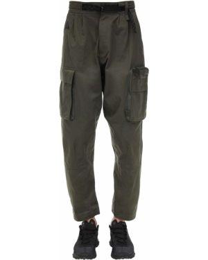 Spodnie khaki bawełniane z paskiem Nike Acg